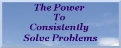 The power to consistently solve problems