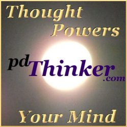 Thought powers your mind