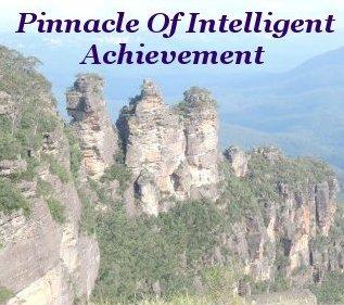Pinnacle of intelligent achievement
