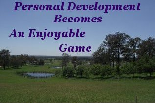Personal Development becomes an enjoyable game