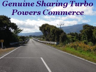 Genuine Sharing Turbo Powers Commerce