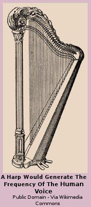 Musical Harp