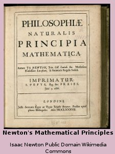Isaac Newton's Philosophy Of Mathematical Principles