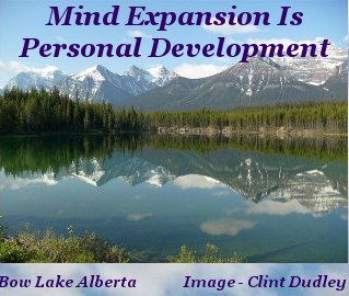 Mind Expansion Is Personal Development