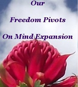Our freedom pivots on mind expansion