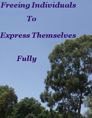 Freeing individuals to express themselves fully