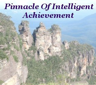 Pinnacle of intelligent achievement